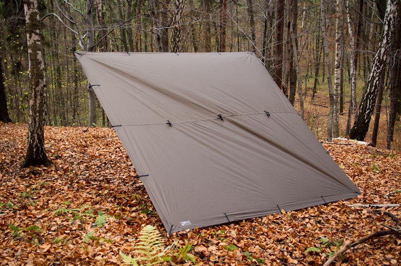 Tarpologia czyli jak zrobić schronienie z tarpa / płachty biwakowej. – Szkoła przetrwania Bushcraft Survival Sklep